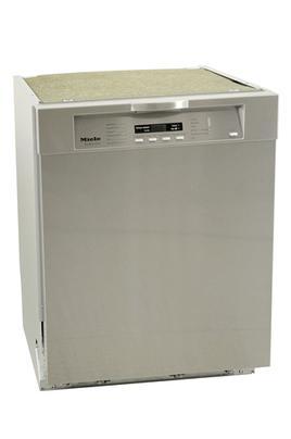 lave vaisselle encastrable miele turbo dry scu inox 2723328. Black Bedroom Furniture Sets. Home Design Ideas