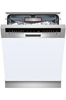 Lave vaisselle encastrable S41P69N0EU Neff