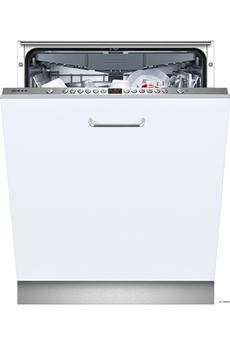 Lave vaisselle neff s513m60x3e