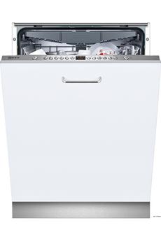 Lave vaisselle neff s523k60x0e