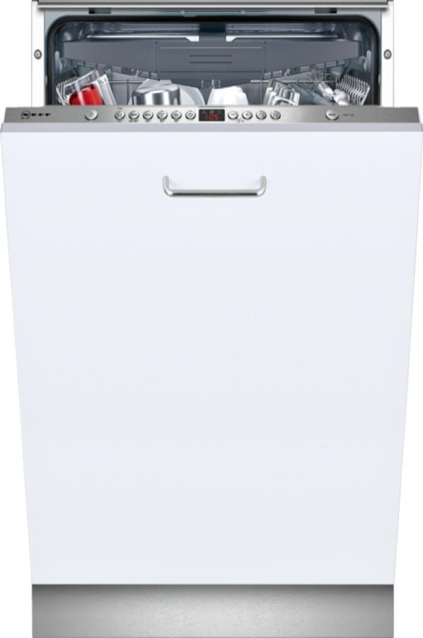 lave vaisselle encastrable neff s52l68x1eu 4179897 darty. Black Bedroom Furniture Sets. Home Design Ideas