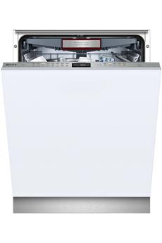 Lave vaisselle encastrable neff s715t80d0e