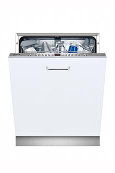 Lave vaisselle encastrable S71N65X4EU Neff