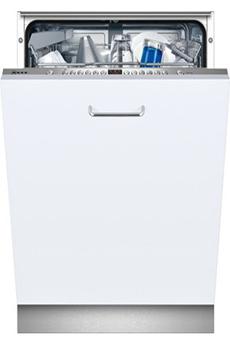 Lave vaisselle encastrable S71N65X5EU Neff