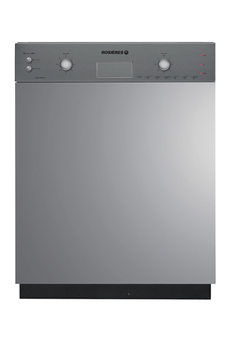 Lave vaisselle encastrable RDI1044IN INOX Rosieres