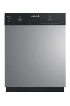 Lave vaisselle encastrable RDI1044PN NOIR Rosieres
