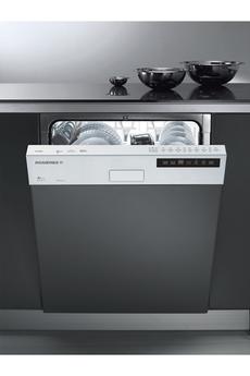 Lave vaisselle encastrable consommation d eau 10l et plus for Consommation lave vaisselle eau