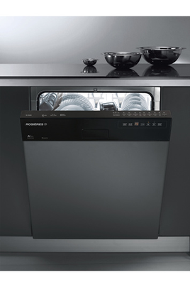 Lave vaisselle encastrable Rosieres RLI1D63N