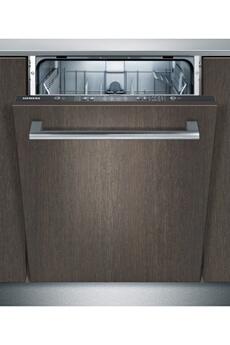 Lave vaisselle encastrable IQ300 SX64D004EU Siemens