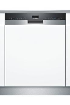 Lave vaisselle encastrable siemens sn558s16te inox