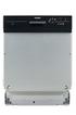 Lave vaisselle encastrable SN55E608EU NOIR Siemens
