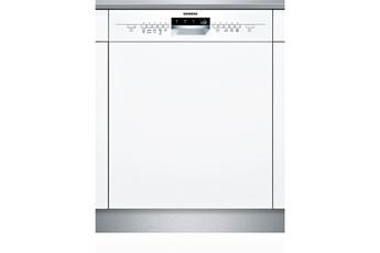Lave vaisselle encastrable SN55M286EU BLANC Siemens
