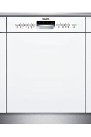 lave vaisselle encastrable siemens sn56m283eu blanc darty. Black Bedroom Furniture Sets. Home Design Ideas