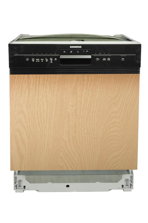 lave vaisselle encastrable siemens sn56m680eu noir. Black Bedroom Furniture Sets. Home Design Ideas