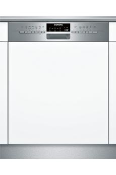 Lave vaisselle encastrable SN56N597EU INOX Siemens