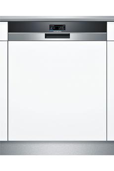 Lave vaisselle siemens sn578s36te home connect