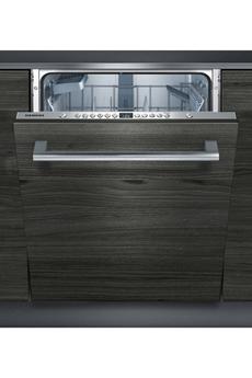 Lave vaisselle encastrable SN636X00CE FULL Siemens