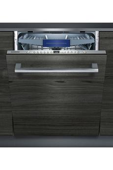 Lave vaisselle encastrable SN636X02KE Siemens