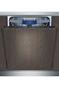 Lave vaisselle Siemens SN658D02ME Open Assist