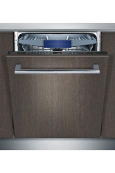 Lave vaisselle encastrable SN658X00ME Siemens