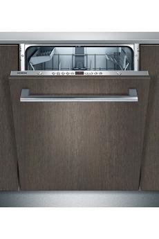 Lave vaisselle encastrable SN65M043EU FULL Siemens