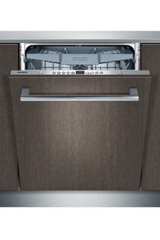 Lave vaisselle encastrable SN65N080EU Siemens