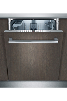 Lave vaisselle encastrable SN66P151EU FULL Siemens