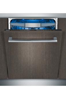 Lave vaisselle encastrable SN778D02TE Siemens