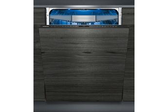 Lave vaisselle Siemens SN778D86TE Home Connect