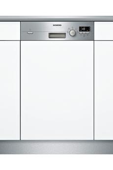 Lave vaisselle siemens sr515s03ce inox