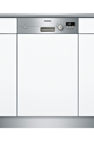 lave vaisselle encastrable siemens sr515s03ce inox darty. Black Bedroom Furniture Sets. Home Design Ideas