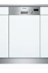 Lave vaisselle encastrable SR55ES504EU INOX Siemens