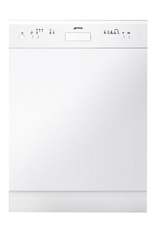 lave vaisselle encastrable smeg lsap64448b blanc lsap64448b darty. Black Bedroom Furniture Sets. Home Design Ideas