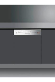 Lave vaisselle encastrable PLA6442X2 Smeg