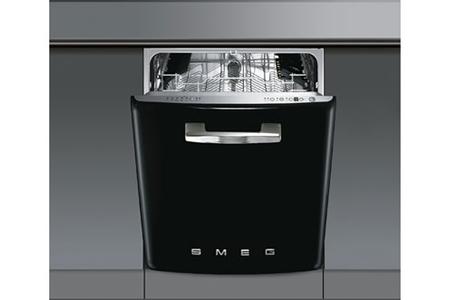 lave vaisselle encastrable smeg st1fabne noir darty. Black Bedroom Furniture Sets. Home Design Ideas