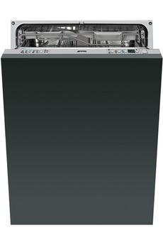 Lave vaisselle encastrable STA8639L3 FULL Smeg