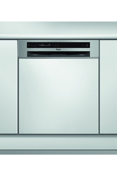 Lave vaisselle encastrable ADG2040IX INOX Whirlpool
