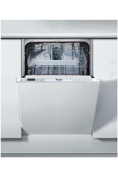 Lave vaisselle encastrable ADG402 Whirlpool