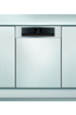 Lave vaisselle encastrable ADG422IX Whirlpool