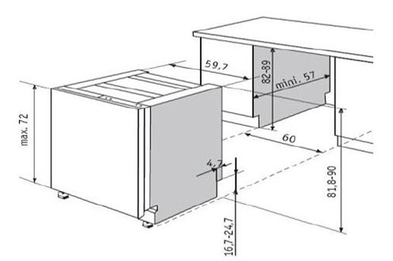 pack lave vaisselle encastrable whirlpool adg8542fd pvdi 3724913. Black Bedroom Furniture Sets. Home Design Ideas