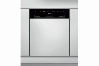 Lave vaisselle encastrable ADG8942NB NOIR Whirlpool