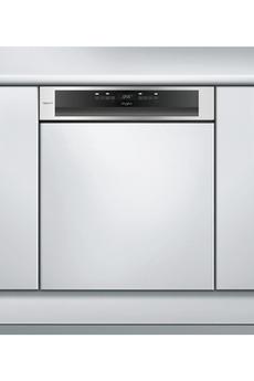 Lave vaisselle encastrable WBO3P23PLI Whirlpool