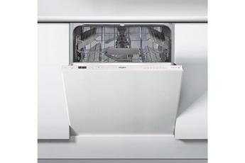 Lave vaisselle whirlpool wic3c24pe full