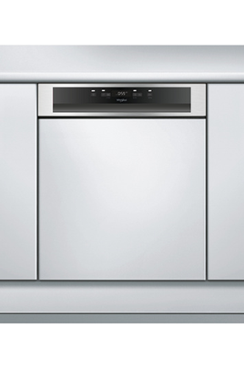 Lave vaisselle encastrable Whirlpool WKBC3C24PX INOX