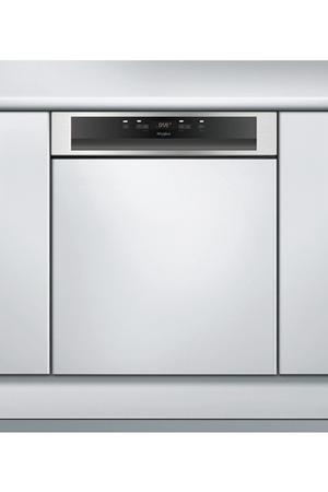 lave vaisselle encastrable whirlpool wkbc3c24px inox darty. Black Bedroom Furniture Sets. Home Design Ideas