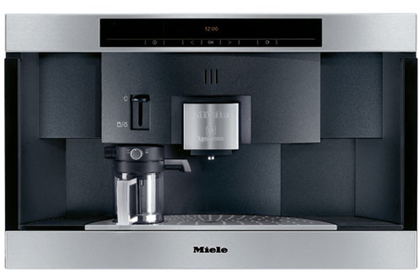 machine caf encastrable miele cva 3660 ix nespresso. Black Bedroom Furniture Sets. Home Design Ideas