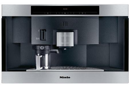 Machine caf encastrable miele cva 3660 ix nespresso cva3660ixnespresso darty - Machine a cafe encastrable siemens ...
