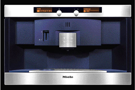 machine caf encastrable miele nes cva 2660 auto cva 2660 darty. Black Bedroom Furniture Sets. Home Design Ideas