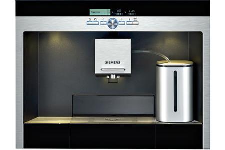 machine caf encastrable siemens tk 76 k 572 inox darty. Black Bedroom Furniture Sets. Home Design Ideas