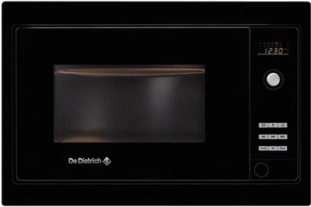 micro ondes encastrable de dietrich dme721bb noir darty. Black Bedroom Furniture Sets. Home Design Ideas